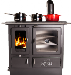 Wood Stoves, you can now order your own Ellis Irish wood cook