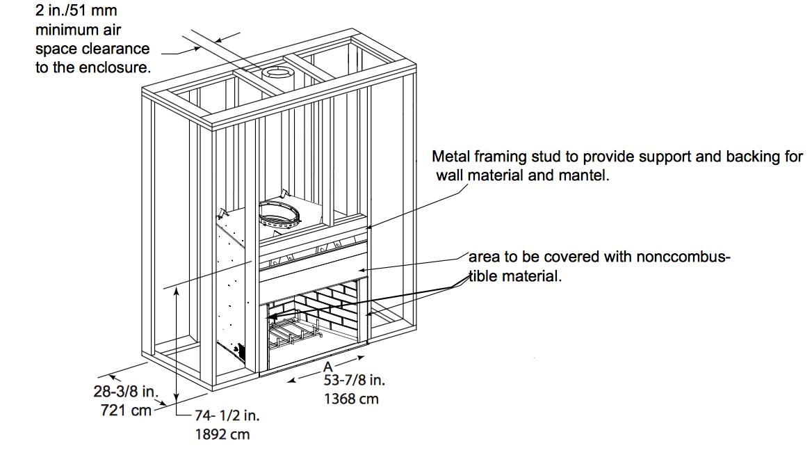 Outstanding Metal Framing Studs Adornment - Frames Ideas - ellisras.info