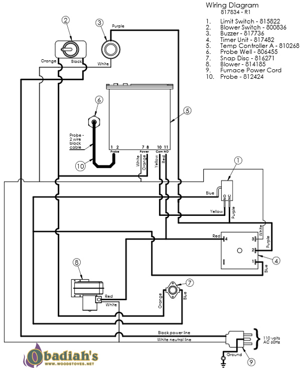 clayton wood furnace wiring diagram   35 wiring diagram