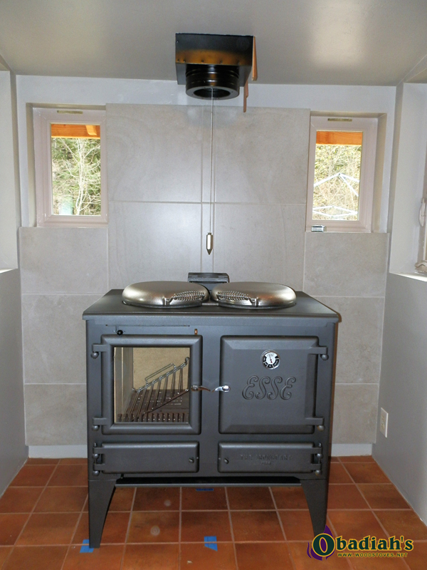 Esse Ironheart Cookstove By Obadiah S Woodstoves