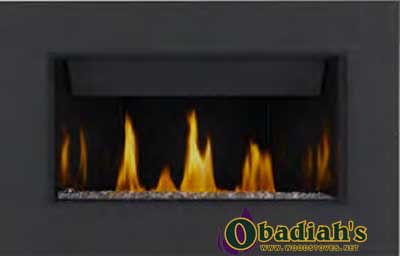 Napoleon Ascent Linear 36 Gas Fireplace By Obadiah S