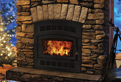 Hearthstone 8410 Montgomery Zero Clearance Fireplace and all of your heating needs available through Obadiah