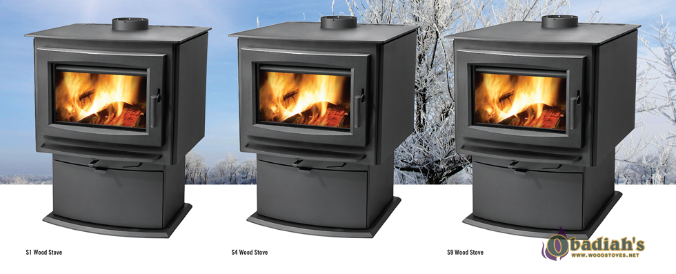 Features - Napoleon S1 Contemporary Wood Stove By Obadiah's Woodstoves