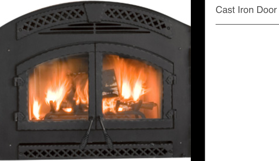 Heat Glo Northstar Heatilator Constitution Epa Zero Clearance Wood Fireplace By Obadiah 39 S