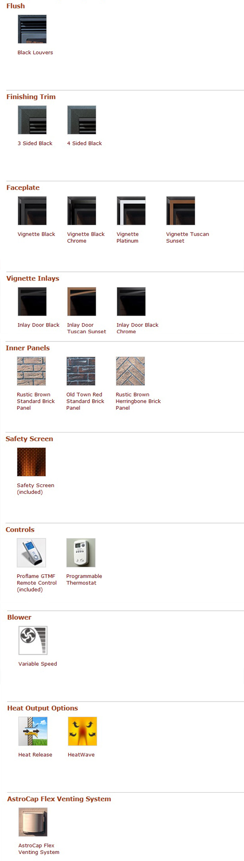 regency panorama p36d medium direct vent gas fireplace by