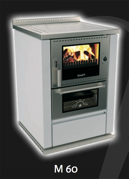 Rizzoli Ml60 Classic Wood Cook Stove At Obadiah S