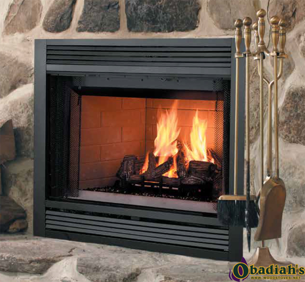 Monessen Sovereign SA36 Wood Fireplace By Obadiah 39 S Woodstoves