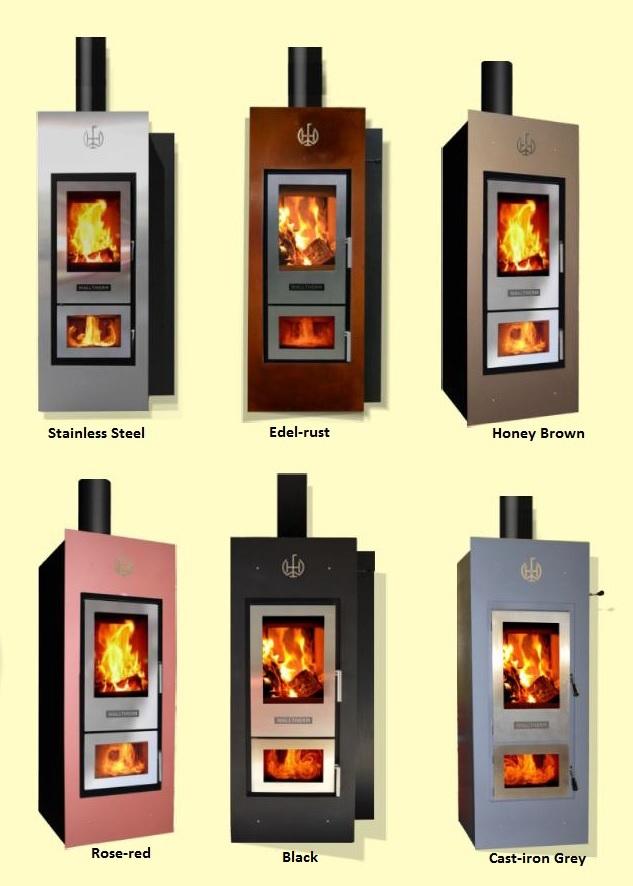 Iron stove cast feet