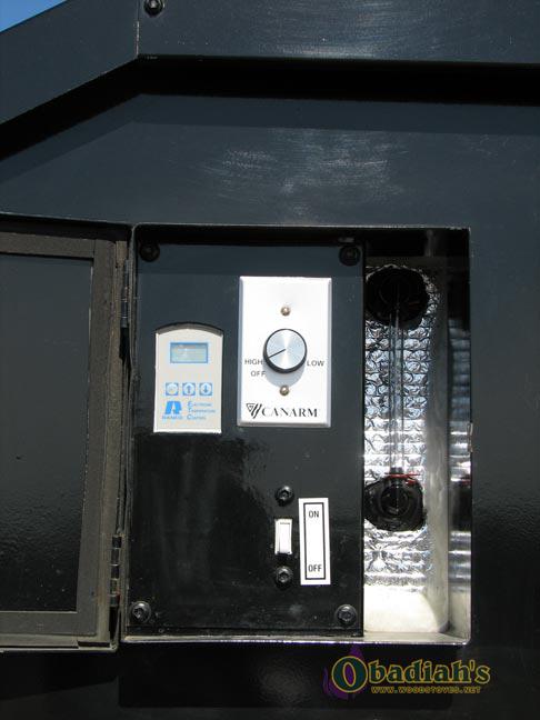 Crown Royal Rs Series Outdoor Coal Boiler By Obadiah S