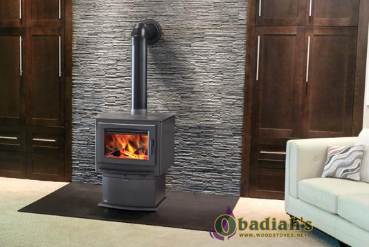 Napoleon S4 Contemporary Wood Stove By Obadiah S Woodstoves