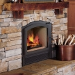 Villa Vista H3250 Astria Wood Fireplace