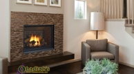 Regency Bellavista B41XTCE Large Direct Vent Gas Fireplace