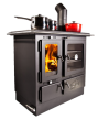 Boru Irish Ellis Wood Cook Stove