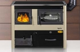ABC Concept 2 Max Hydro Wood Fired Oven with Boiler