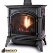 Majestic Dutchwest Concorde Cast Iron EPA Direct Vent Gas Stove