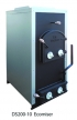 DS Machine Stoves 200-10 Ecomiser Wood and Coal Furnace