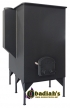 DS Stoves DS200 WVB Specialty Wood Boiler