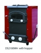 DS Machine Stoves DS2100WH Basement Stove with Hopper