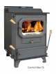 DS Machine Stoves Comfort Max 75 Wood and Coal Furnace