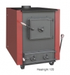 DS Machine Stoves Heatright 120 Wood and Coal Stove