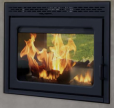Supreme Duet See-Thru Fireplace