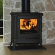 S33 Efel Non-Catalytic Wood Stove with Woodbox Combustion Technology