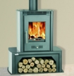 Fajardo Antartida Burdeos Wood Burning Stove