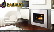 Regency HZ33CE Contemporary Direct Vent Gas Fireplace