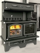 J.A. Roby Cuisiniere Wood-burning Cookstove