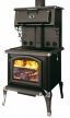 J.A. Roby Forgeron Cuisiniere Wood Cookstove