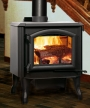 J.A. Roby Atmosphere Wood Stove