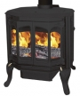 J.A. Roby Mystere Classic Wood Stove
