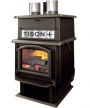 J.A. Roby Tison+ Wood Stove