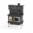 J.A. Roby Cook LX Wood Cooking Stove