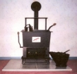 Keystoker Coal Fired Cook Stove