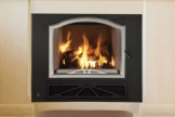 BIS Panorama™ Lennox Wood Burning Fireplace