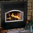 BIS Ultima™ Lennox Wood Burning Fireplace