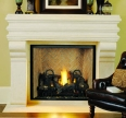 Astria Montebello® DLX / Superior DRT6300 Direct Vent Gas Fireplace