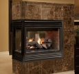 Merit Plus Peninsula Astria Gas Fireplace - Discontinued*