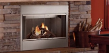 "MPOD 36"" Lennox Outdoor Wood-Burning Fireplace - Discontinued"