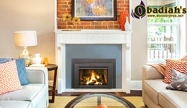 IronStrike Madison Park Direct Vent Gas Fireplace Insert