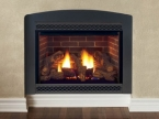 "Majestic Cameo 42"" Direct Vent Gas Fireplace - Discontinued"