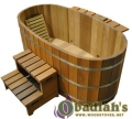 Northern Lights Ofuro Cedar Hot Tub