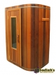 Northern Lights Indoor Cedar Sauna