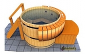 Northern Lights Classic Cedar HT10 Hot Tub