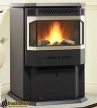 Regency Greenfire GF55 Bay Window Pellet Stove