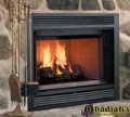 Monessen Sovereign SA36 Wood Fireplace