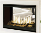 J.A. Roby SUROIT Direct Vent Fireplace