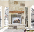 Astria Valiant OD / Superior VRE4000 Vent Free Outdoor Gas Fireplace