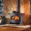 Vermont Castings Defiant Two-In-One Convertible Catalytic/Non-Catalytic Wood Stove